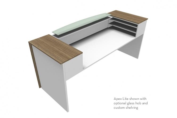 apex lite reception desk apex lite reception counter