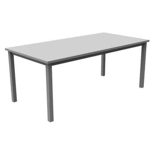 Metal Frame Table