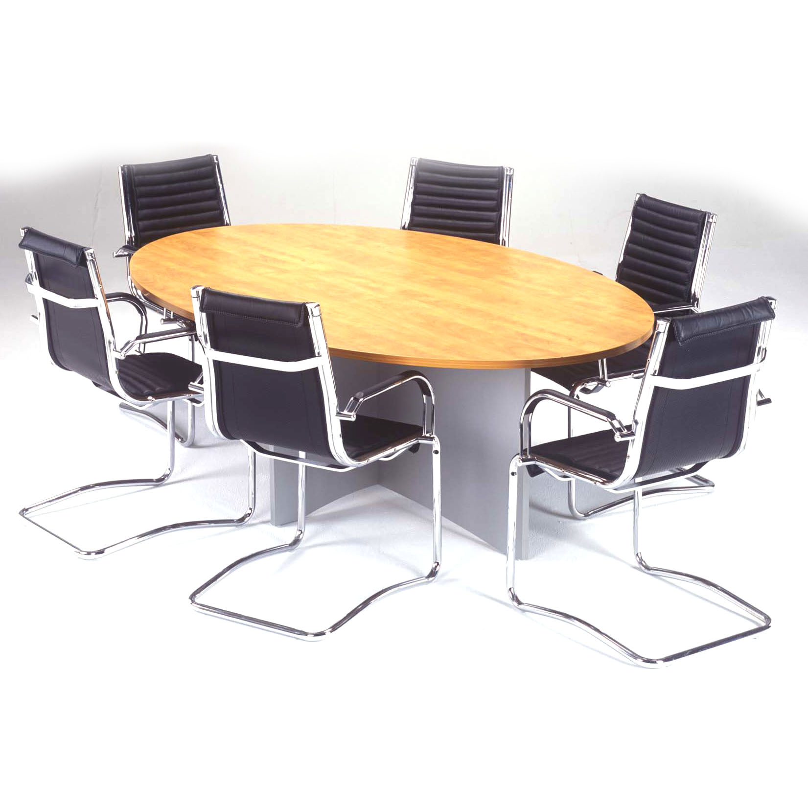 Oval Boardroom Table Office Way