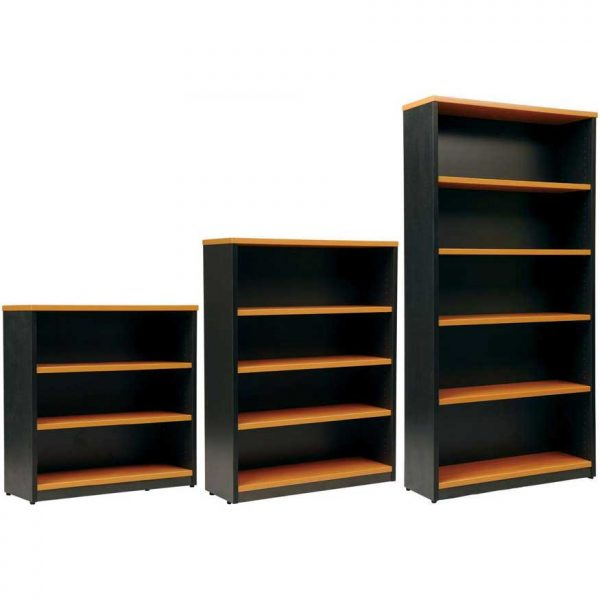 Aspendale Bookcase. Wooden bookcase