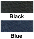 Black & Blue YS Chair fabrics