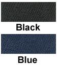 Black & Blue YS Chair fabrics