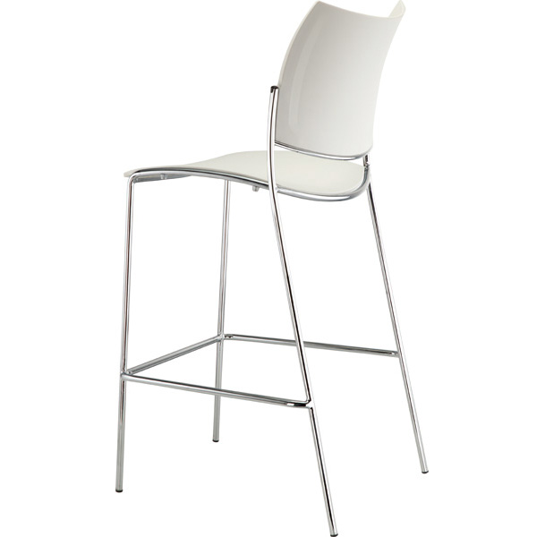 milton bar stool officeway office furniture melbourne