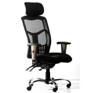 Diablo Executive High Back Chair