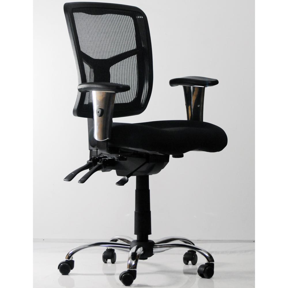 Diablo Manager Medium Back Chair