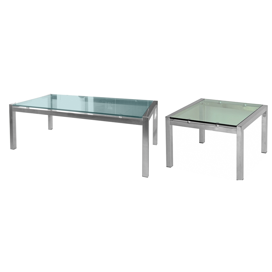 Soto Glass Coffee Table Officeway Office Furniture Melbourne