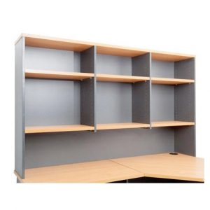 Rapid Worker Bookcase Hutch