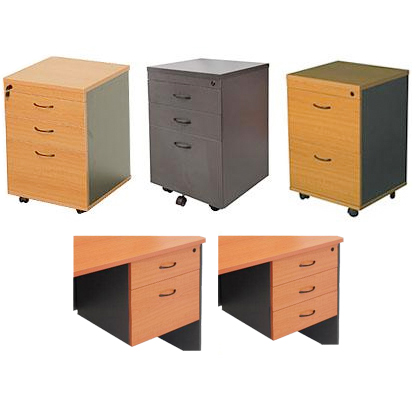 Rapid Worker Pedestals - Mobile and Fixed