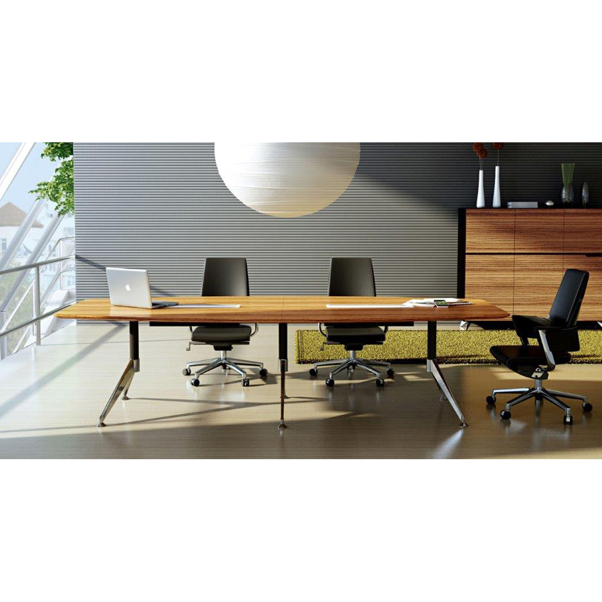 Timber Boardroom Table Veneer Amm