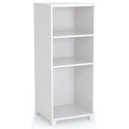 Axis Tower Bookcase With 2 Adjustable Shelves