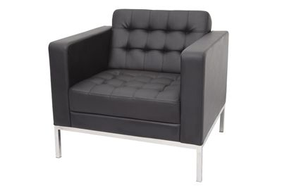 Venus reception lounge seat single