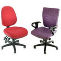Typist and Clerical Ergonomic Chairs