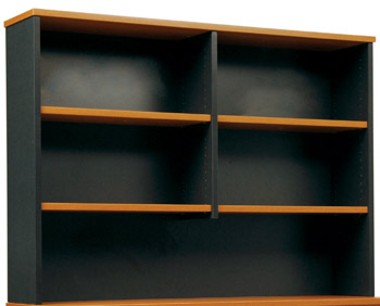 aspendale bookcase hutch