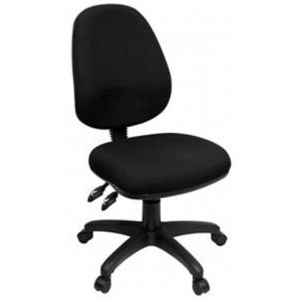 High back ergonomic office chair