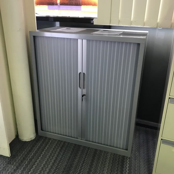 Coform Tambour Door Cupboard 1000H x 900W