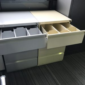 Coform 4 Drawer Filing Multimedia Cabinet