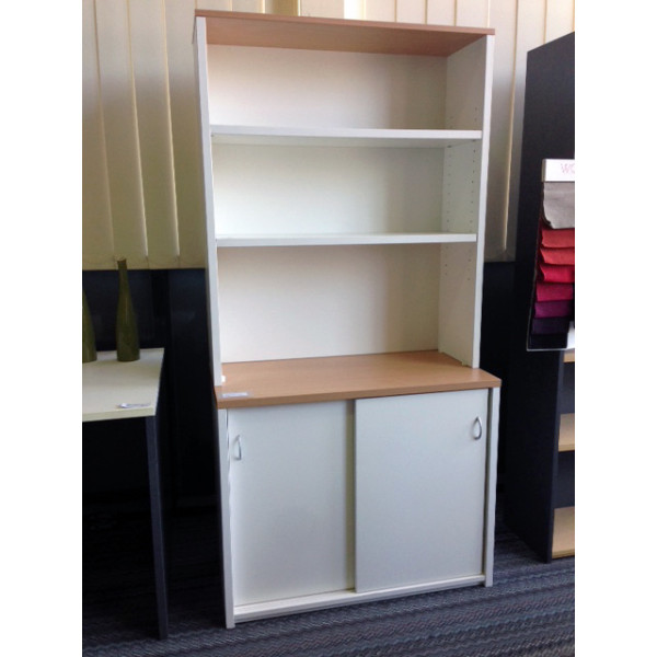 Buffet and Hutch Complete Unit