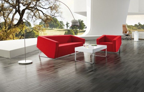 Cube Lounge twin seater