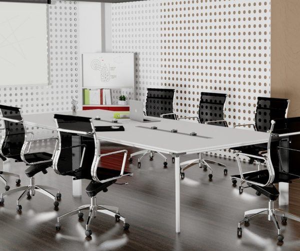 Diamond Boardroom Table 2 Pod
