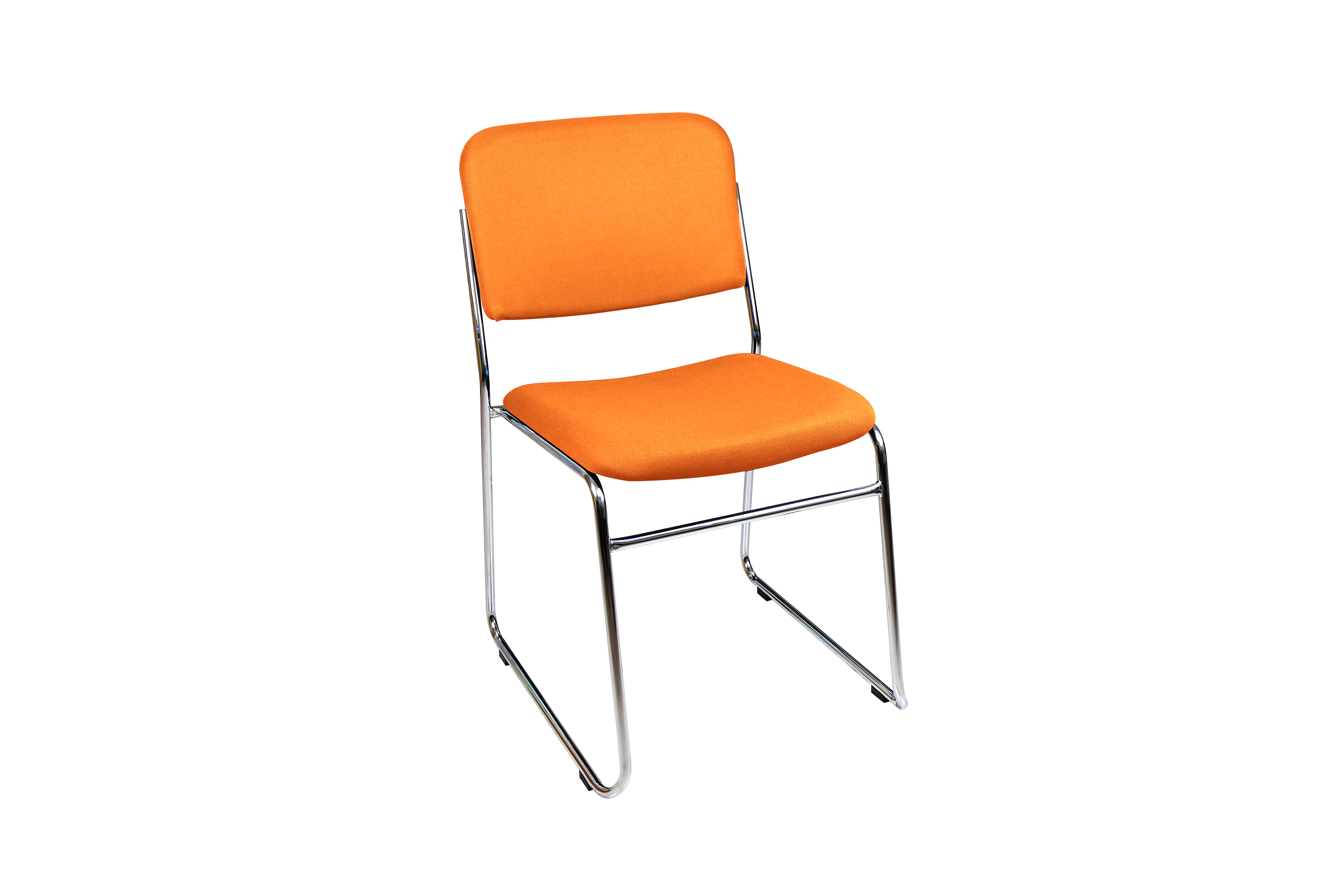 Evo Stacking Visitor Chair Sled Base Cheap But Looks Classy