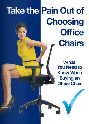 choosing an office chair. Choosing The Right Office Chair An O