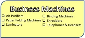 business machines