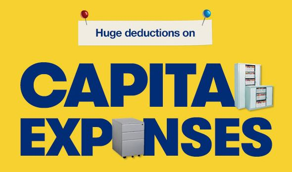 captial expenses