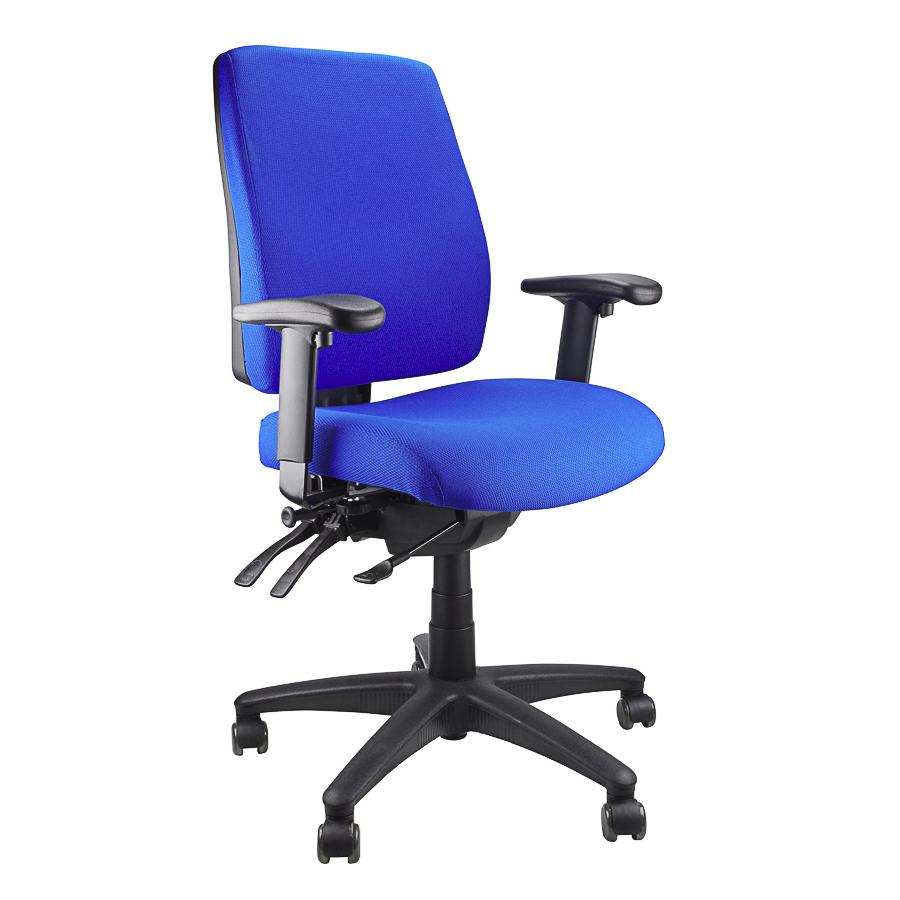 Ergoform Fully Ergonomic Chair Officeway Office Furniture Melbourne