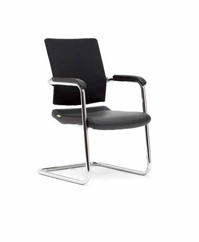 arc guest chair