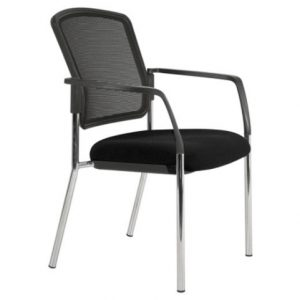 Lindis Mesh Visitor Chair