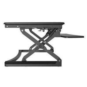 desk top sit stand Rapid Riser medium