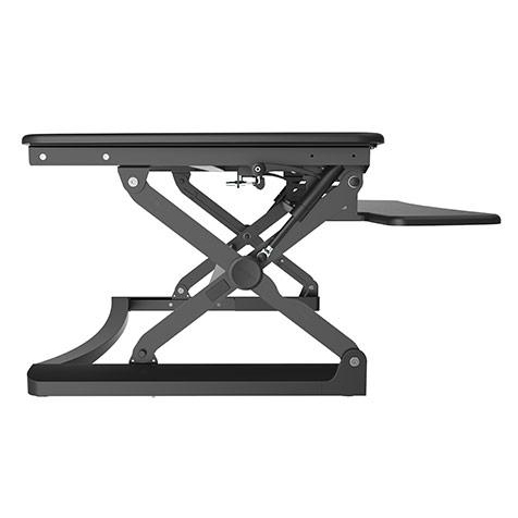 desk top sit stand Rapid Riser medium