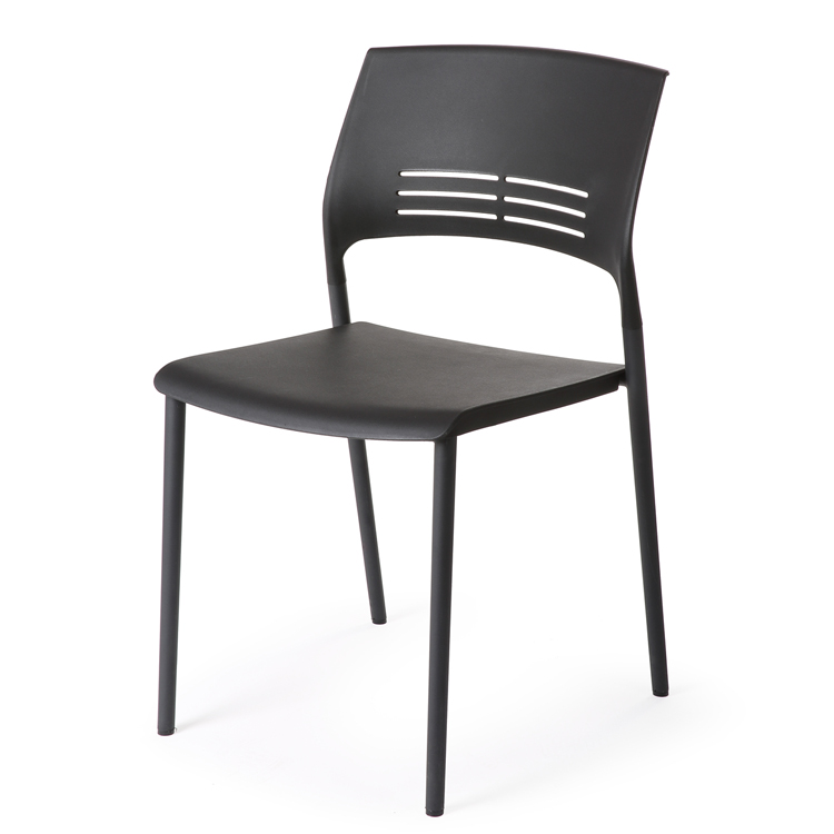 Eternia Hospitality Stacker Chair black ys313
