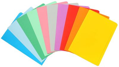 coloured manilla folders dandenong