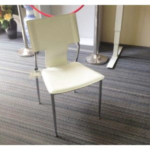 Farrara stacking chair white on sale reduced