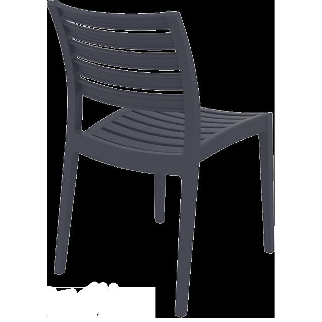 Ares Chair by Siesta Dark Grey / Anthracite