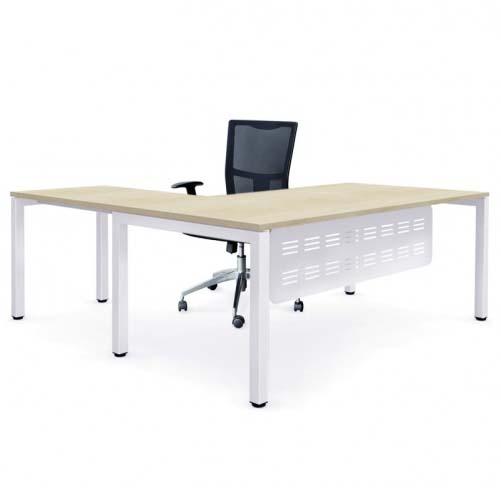 DDK Plaza Solo Desk and Return