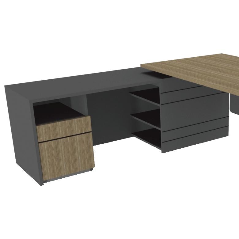 Officeway Office Furniture Melbourne Geo Executive Desk