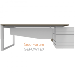 Geo Executive Desk Series