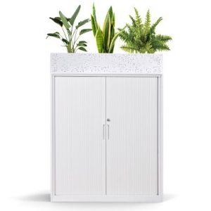 Lunar Metal Plantar Box