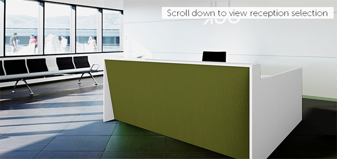 Reception counters reception furniture Melbourne