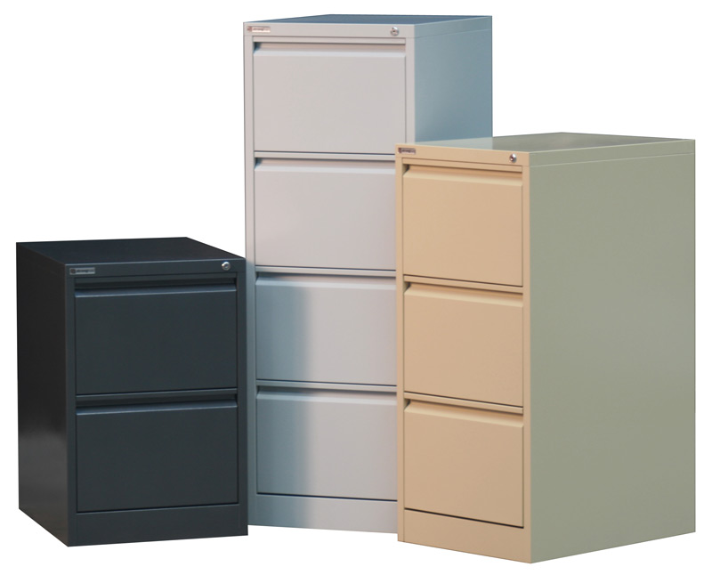 Stronghold Filing Cabinets Extensive Colour Options Made To