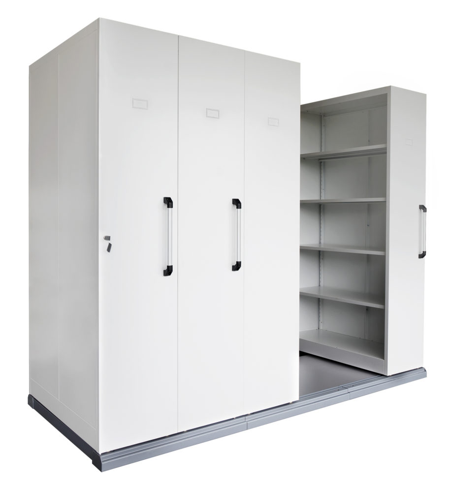 Rapidline Mobile Shelving