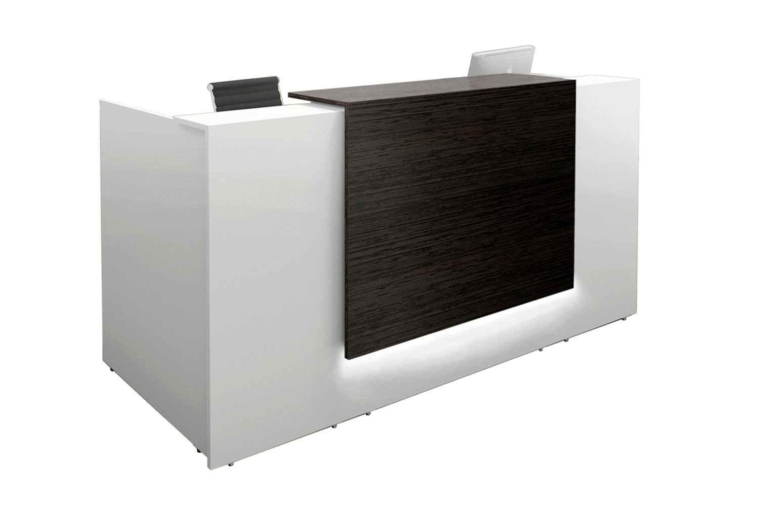 trilux reception counter officeway office furniture melbourne. Black Bedroom Furniture Sets. Home Design Ideas