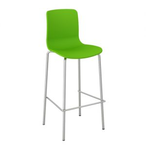 ACTI Modern Bar Stool in Bright Colours