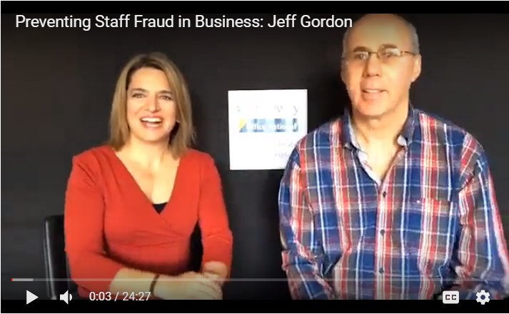 how to prevent staff fraud in your business