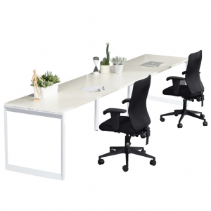 Infinity Workstation Single Sided 2 Person