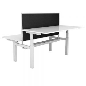 Rapid Paramount back to back Height Adjustable desk