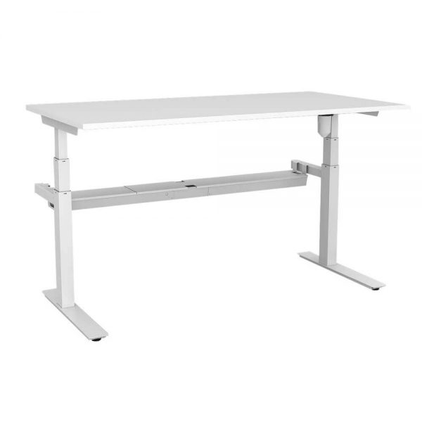 Rapid Paramount Single Open Electric Height Adjustable Workstation