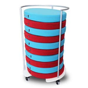 Lilypad Round Trolley